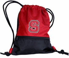 North Carolina State Wolfpack String Pack / Backpack