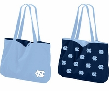 North Carolina Tarheels Reversible Tote Bag