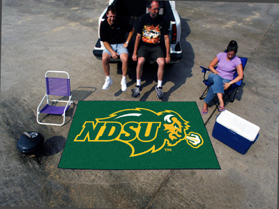 North Dakota State Bison 5'x8' Ulti-mat Floor Mat