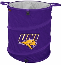 Northern Iowa Panthers Trash Can / Cooler / Laundry Hamper