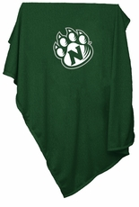 Northwest Missouri State Sweatshirt Blanket