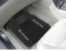 Notre Dame Fighting Irish 2-Piece Deluxe Car Mats
