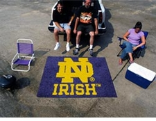 Notre Dame Fighting Irish 5'x6' ND Tailgater Floor Mat