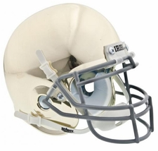 Notre Dame Fighting Irish Bright Gold Schutt Full Size Replica Helmet