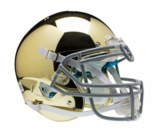 Notre Dame Fighting Irish Chrome Schutt XP Authentic Helmet