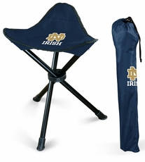 Notre Dame Fighting Irish Folding Stool