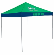 Notre Dame Fighting Irish Green 2-Logo  Limited Edition Canopy Tailgate Tent
