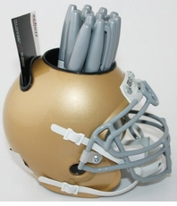 Notre Dame Fighting Irish Helmet Desk Caddy