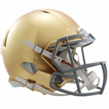 Notre Dame Fighting Irish Riddell Speed Mini Helmet