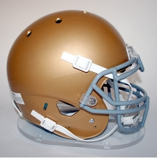 Notre Dame Fighting Irish Schutt Authentic Full Size Helmet