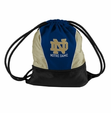 Notre Dame Fighting Irish String Pack / Backpack