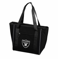 Oakland Raiders  30 Can Cooler Tote