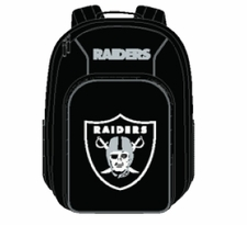 Oakland Raiders Backpack - Southpaw Style