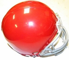 Ohio State Buckeyes 1942 Riddell NCAA Replica Throwback Mini Helmet