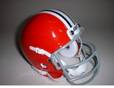 Ohio State Buckeyes 1966 Schutt Throwback Mini Helmet