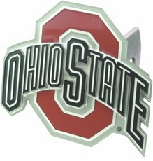 Ohio State Buckeyes Logo Trailer Hitch Cover