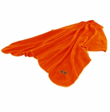 OK State Huddle Throw
