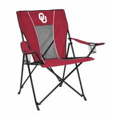 Oklahoma Game Time Chair