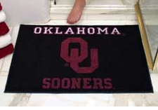 "Oklahoma Sooners 34""x45"" All-Star Floor Mat"