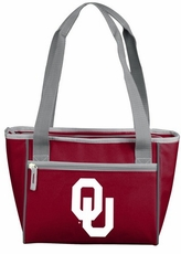 Oklahoma Sooners 8 Can Cooler Tote
