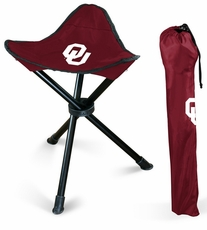 Oklahoma Sooners Folding Stool