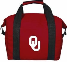Oklahoma Sooners Kolder 12 Pack Cooler Bag