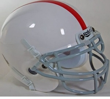 Oklahoma Sooners Legacy Schutt Throwback Mini Helmet