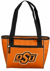 Oklahoma State Cowboys 16 Can Cooler Tote