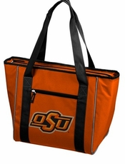 Oklahoma State Cowboys 30 Can Cooler Tote