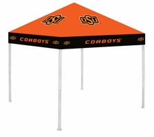 Oklahoma State Cowboys Rivalry Tailgate Canopy Tent