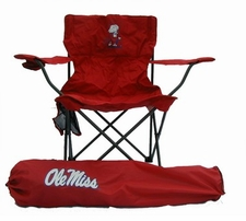 Ole Miss (Mississippi) Rebels Rivalry Adult Chair