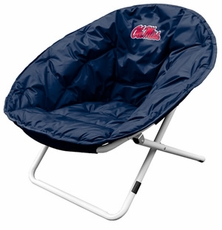 Ole Miss (Mississippi) Rebels Sphere Chair