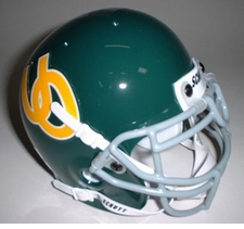 Oregon Ducks 1967 Schutt Throwback Mini Helmet
