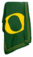 Oregon Ducks Classic Fleece Blanket