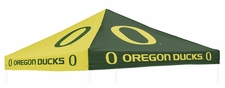 Oregon Ducks Green / Yellow Logo Tent Replacement Canopy