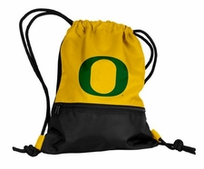 Oregon Ducks Yellow String Pack / Backpack