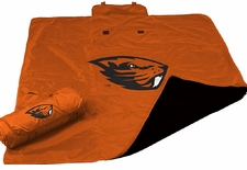 Oregon State Beavers All Weather Blanket