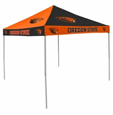 Oregon State Beavers Checkerboard Logo Canopy Tailgate Tent