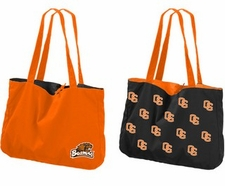 Oregon State Beavers Reversible Tote Bag