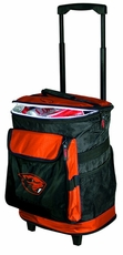 Oregon State Beavers Rolling Cooler