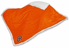 Oregon State Beavers Sherpa Blanket