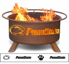 Penn State Nittany Lions Outdoor Fire Pit