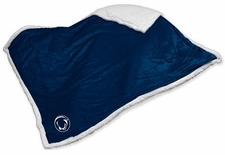 Penn State Nittany Lions Sherpa Blanket