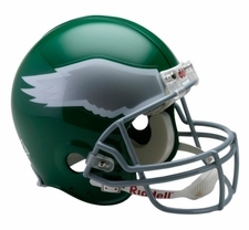 Philadelphia Eagles 1974-95 Throwback Riddell Pro Line Helmet