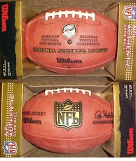 Philadelphia Eagles 75th Anniversary Wilson Official NFL Game Football