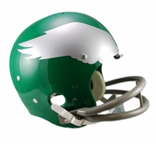 Philadelphia Eagles Classic TK 1959-69 Throwback Riddell Replica Helmet