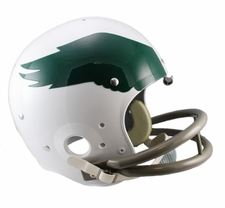 Philadelphia Eagles Classic TK 1969-73 Throwback Riddell Replica Helmet