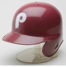 Philadelphia Phillies 1973-1991 Riddell Throwback Mini Batting Helmet