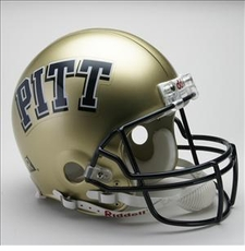 Pittsburgh Panthers Riddell Pro Line Authentic Helmet