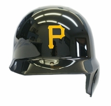 Pittsburgh Pirates Left Flap Rawlings Authentic Batting Helmet